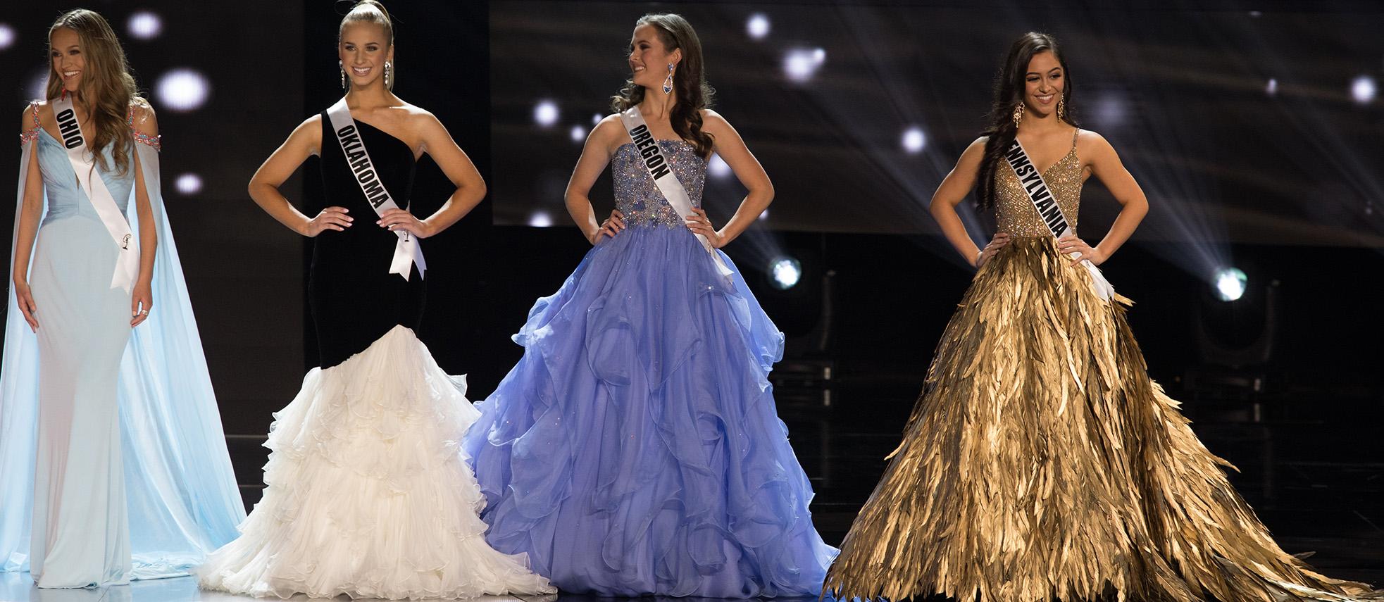 Miss Oregon USA