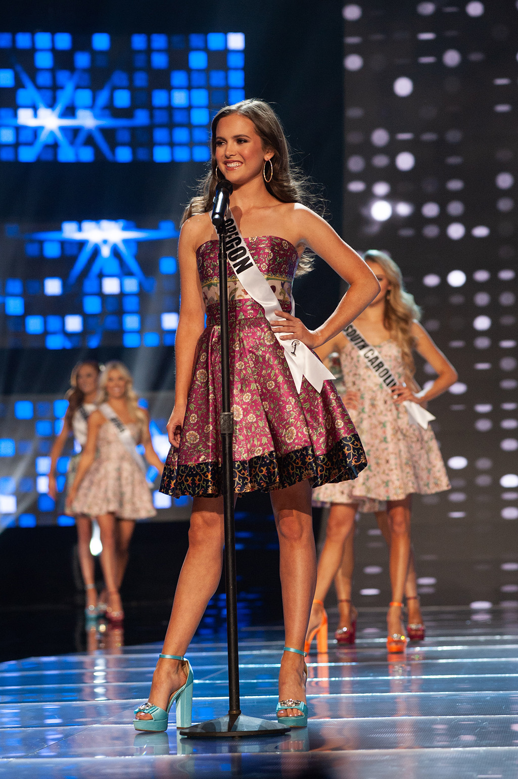 Klamath County Student Mackenzie Peterson to Represent Oregon at MISS TEEN USA®