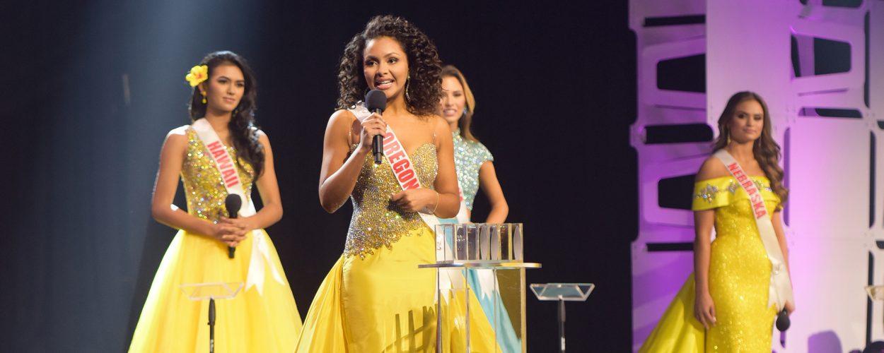 Shayla Montgomery First Runner-up Miss Teen USA 2020